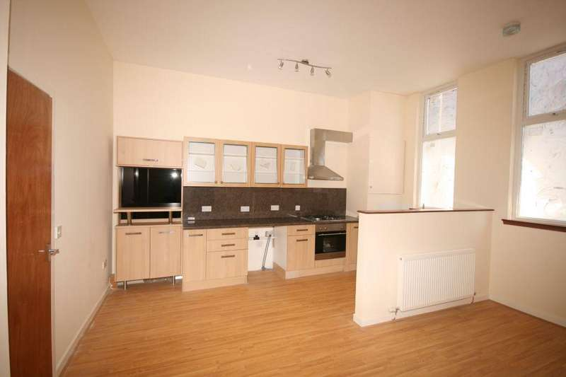 2 Bedrooms Ground Flat for sale in 0/2, 38 Scotstoun Street, Scotstoun, G14 0UN