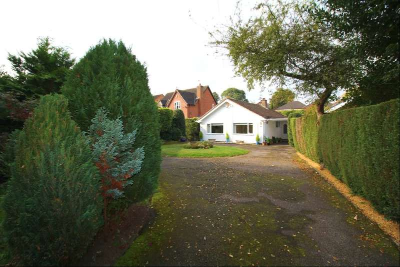 3 Bedrooms Detached Bungalow for sale in Peckleton Lane, Desford, Leicester, LE9