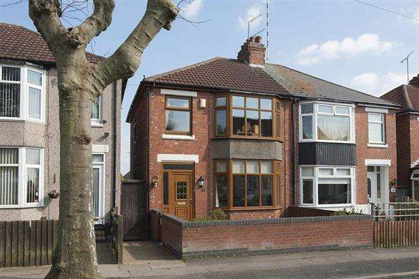 3 Bedrooms End Of Terrace House for sale in Three Spires Avenue, Coundon, Coventry