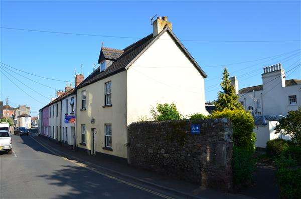 2 Bedrooms Cottage House for sale in Manor Garden Cottage, 43 Old Town Street, Dawlish