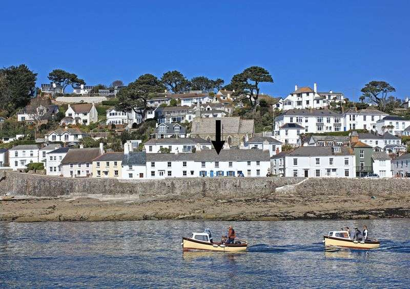 3 Bedrooms Cottage House for sale in Lower Castle Road, St Mawes