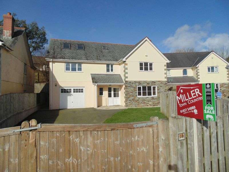 6 Bedrooms Detached House for sale in Holsworthy