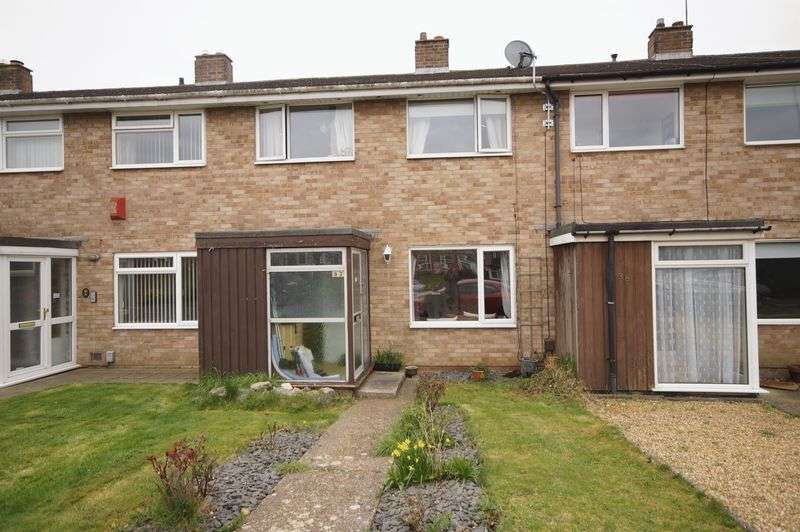 3 Bedrooms Terraced House for sale in St Helena Way, Portchester