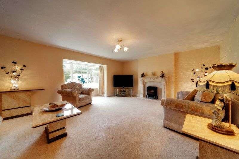 4 Bedrooms Detached Bungalow for sale in The Grange, Grangewood Terrace, Stobswood, Morpeth