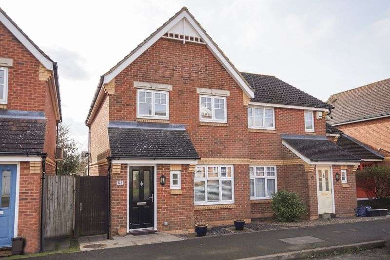 3 Bedrooms Semi Detached House for sale in Prestwood