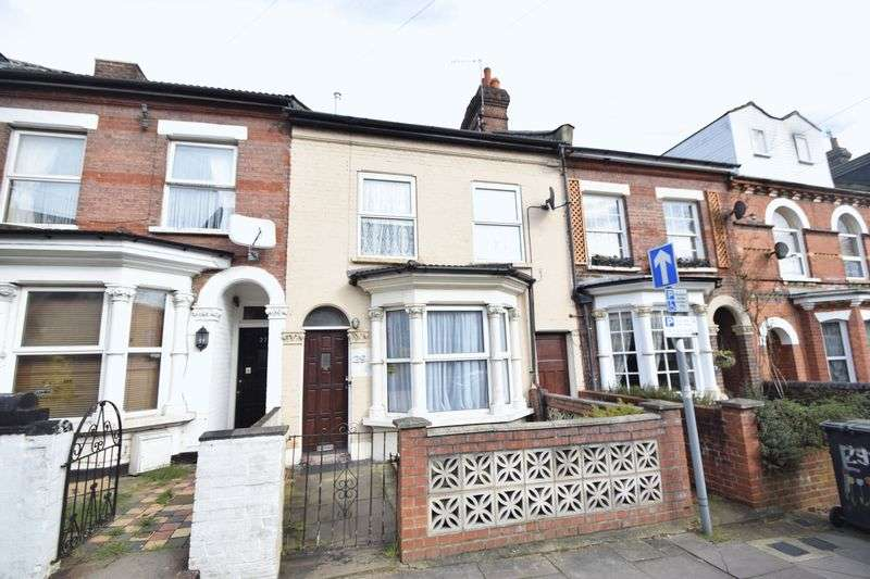 3 Bedrooms Terraced House for sale in Stockwood Crescent