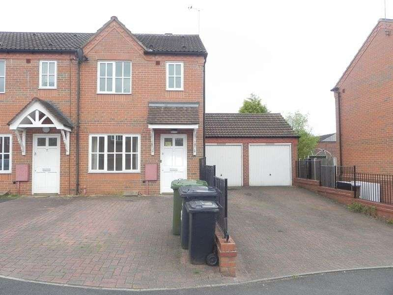 2 Bedrooms Terraced House for sale in Queen Street, Kidderminster DY10 2NT