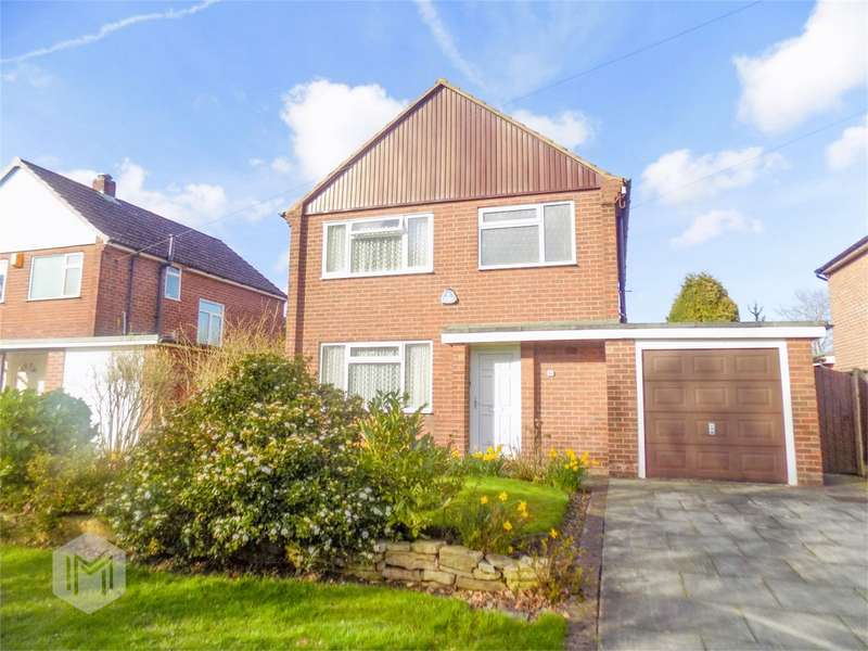 3 Bedrooms Detached House for sale in Lodge Drive, Culcheth, Warrington, Cheshire