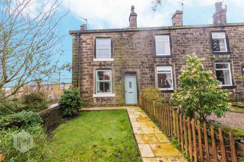 3 Bedrooms Cottage House for sale in Quakersfield, Tottington, Bury, Lancashire
