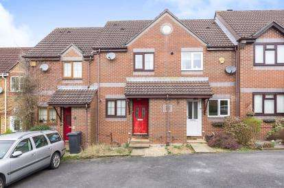 2 Bedrooms Terraced House for sale in Stewarts Mill Lane, Abbeymead, Gloucester, Gloucestershire