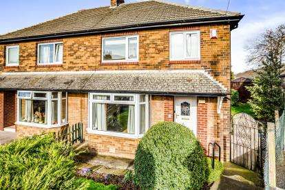 3 Bedrooms Semi Detached House for sale in Ingleton Road, Newsome, Huddersfield, West Yorkshire