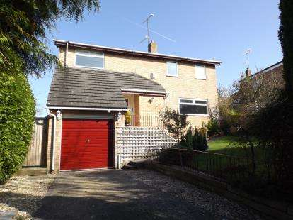 Detached House for sale in Hesketh Road, Old Colwyn, Colwyn Bay, Conwy, LL29