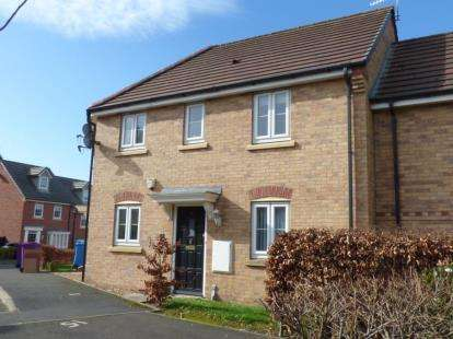 2 Bedrooms Flat for sale in Courtier Close, Liverpool, Merseyside, L5
