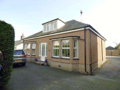 4 Bedrooms Bungalow for sale in Madoc Street, Y Ffor, Pwllheli, Gwynedd, LL53