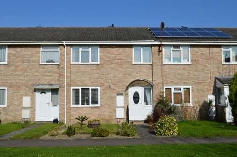 3 Bedrooms Terraced House for sale in Blackthorn Gardens, Worle, Weston-super-Mare