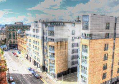 2 Bedrooms Flat for sale in Watson Street, Merchant City