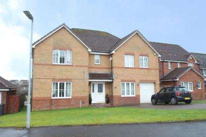 5 Bedrooms Detached House for sale in Strathvithie Grove, Hairmyres