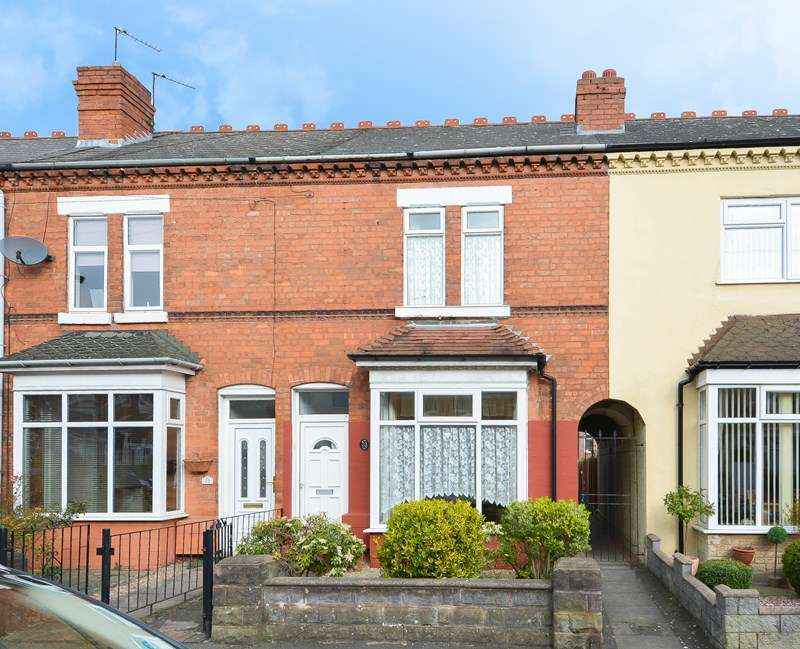 2 Bedrooms Terraced House for sale in Loxley Road, Bearwood