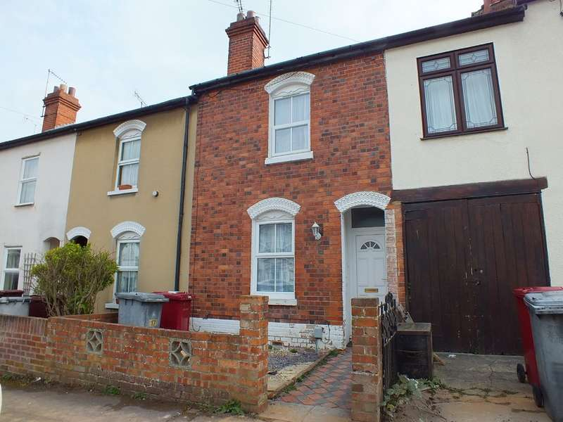 4 Bedrooms Terraced House for rent in Shaftesbury Road, Reading, Berkshire