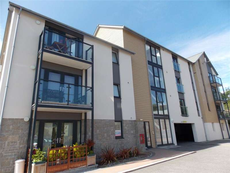 1 Bedroom Flat for sale in Chy Kensa, Jubilee Drive, Redruth