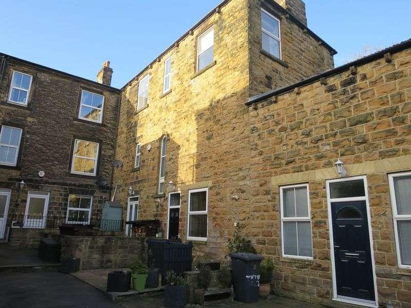 2 Bedrooms Terraced House for sale in Harrwood Mews High Street, Morley, Leeds