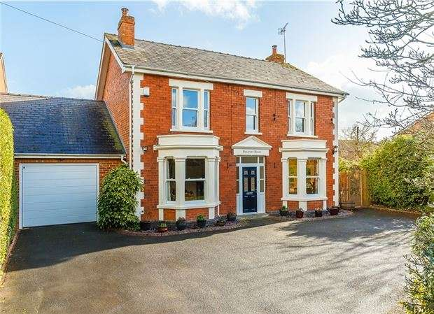 4 Bedrooms Detached House for sale in Beaufort House, Sellars Road, Hardwicke, GLOUCESTER, GL2 4QD