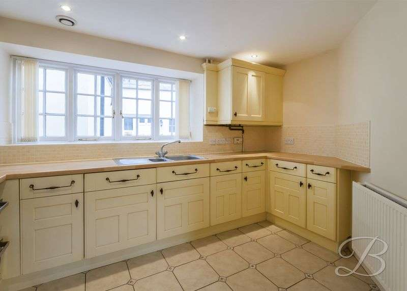 2 Bedrooms Flat for sale in Woodhouse Road, Mansfield