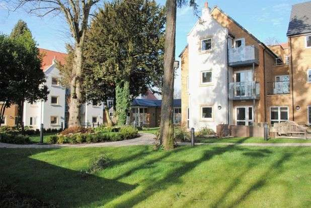 2 Bedrooms Flat for sale in Welford Road, Kingsthorpe, Northampton NN2 8FR