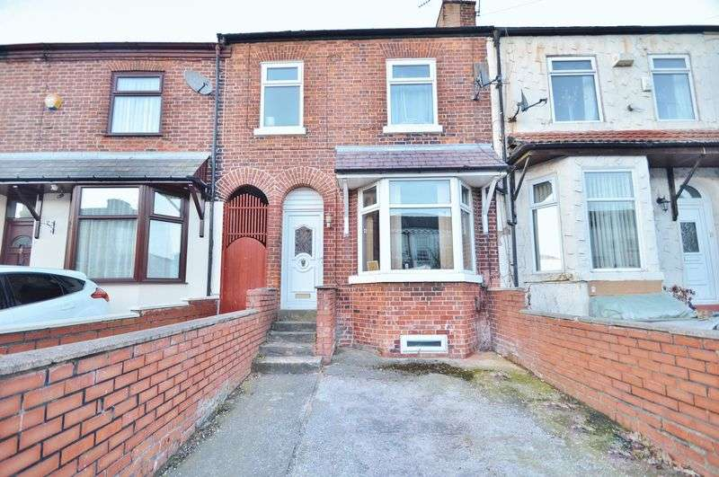 3 Bedrooms Terraced House for sale in Shakespeare Crescent, Manchester