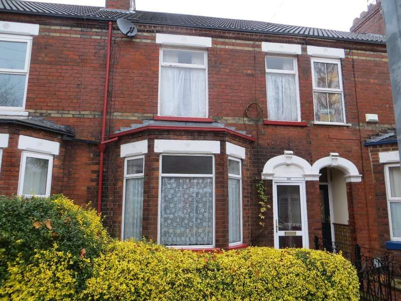3 Bedrooms Terraced House for sale in Ella Street, Hull, HU5 3AX