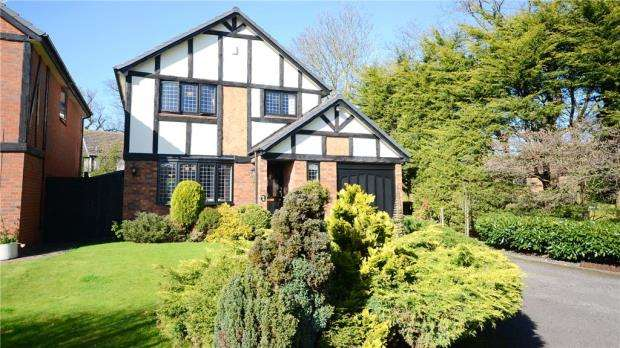 4 Bedrooms Detached House for sale in Measham Way, Lower Earley, Reading