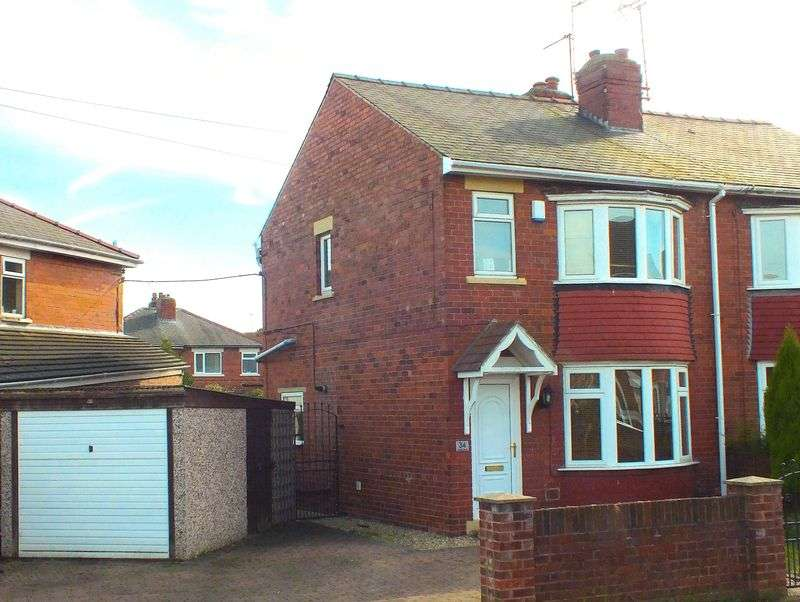 3 Bedrooms Semi Detached House for sale in Bedale Road, Doncaster