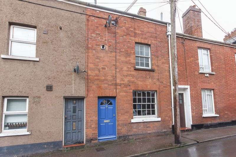 1 Bedroom Terraced House for sale in Park Street, Crediton