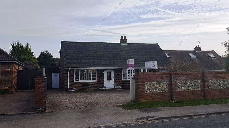 3 Bedrooms Detached Bungalow for sale in Brook Lane, Sarisbury Green, Southampton