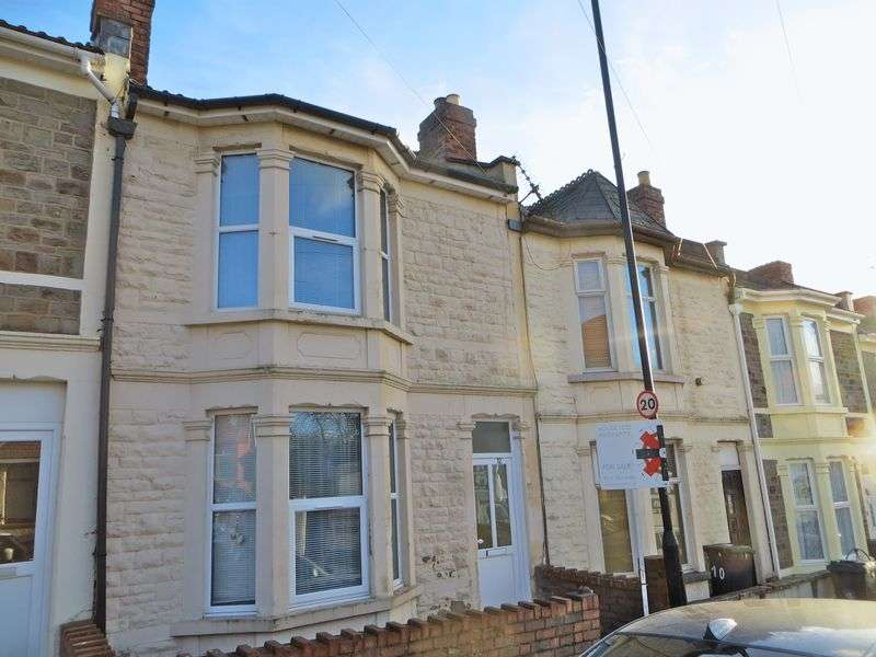 2 Bedrooms Terraced House for sale in Grindell Road, Bristol