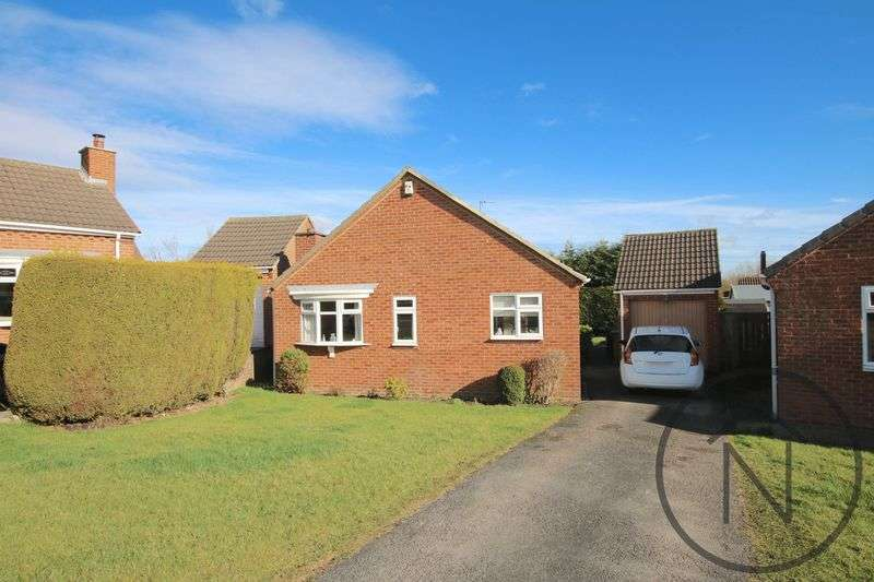 2 Bedrooms Detached Bungalow for sale in Tattersall Close, Woodham, Newton Aycliffe