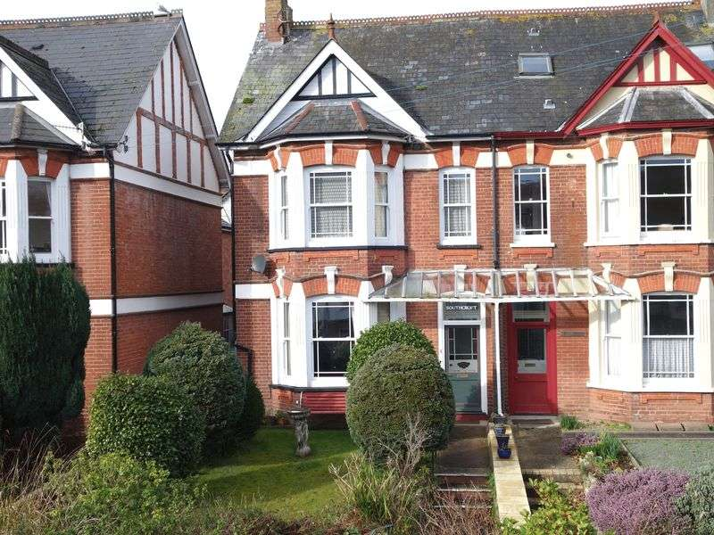 4 Bedrooms Semi Detached House for sale in Arcot Road, Sidmouth