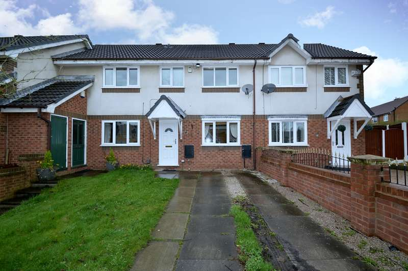3 Bedrooms Semi Detached House for sale in Swarbrick Drive, Prestwich, Manchester, M25