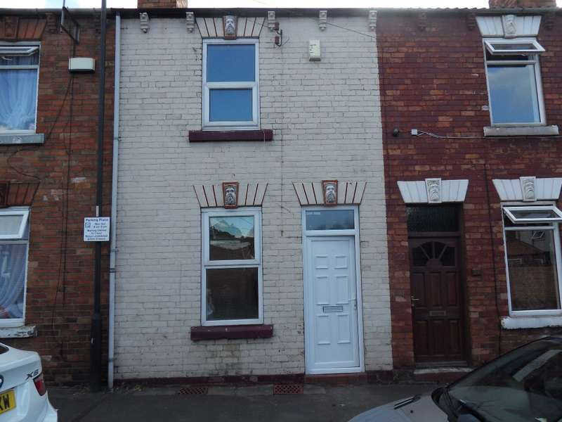 2 Bedrooms Terraced House for sale in Millbanke Street, Doncaster, DN1