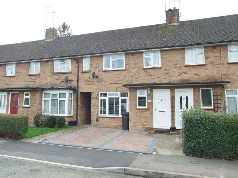 3 Bedrooms Terraced House for sale in The Oxleys, Old Harlow, Essex