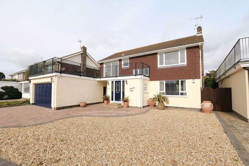 4 Bedrooms Detached House for sale in Shorecroft, Bognor Regis