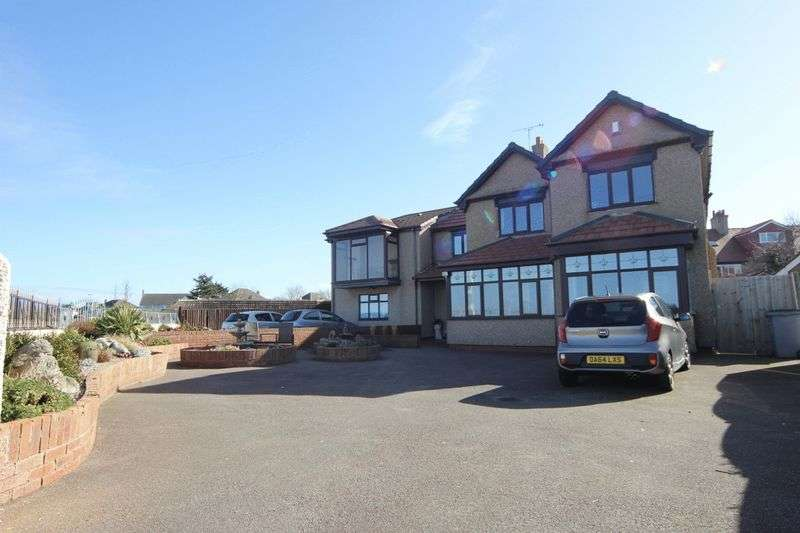 4 Bedrooms Semi Detached House for sale in Meols Parade, Meols, Wirral