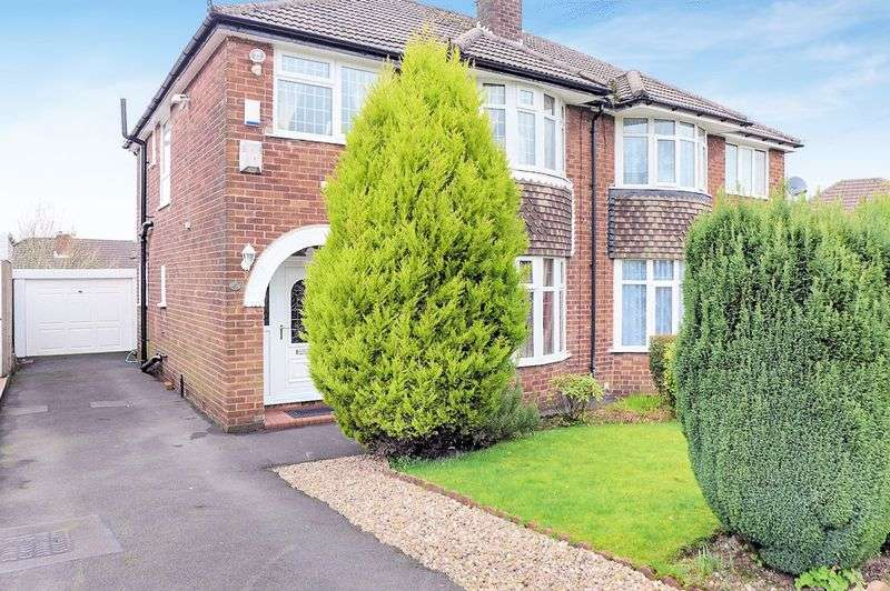 3 Bedrooms Semi Detached House for sale in Hathaway Road, Bury