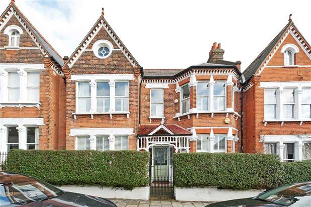 5 Bedrooms Terraced House for sale in Hollingbourne Road, Herne Hill