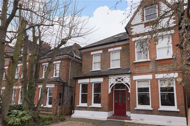 2 Bedrooms Flat for sale in Vancouver Road, Forest Hill