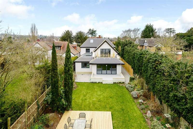 5 Bedrooms Detached House for sale in The Friary, Old Windsor, Berkshire