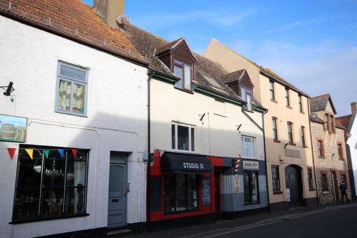 2 Bedrooms Flat for sale in Swain Street, Watchet