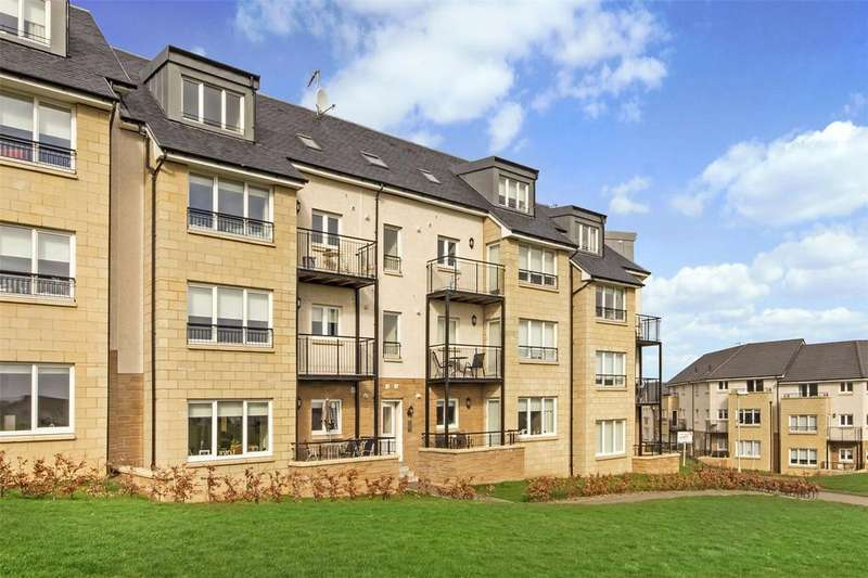 1 Bedroom Flat for sale in 19h South Chesters Gardens, Bonnyrigg, Midlothian, EH19