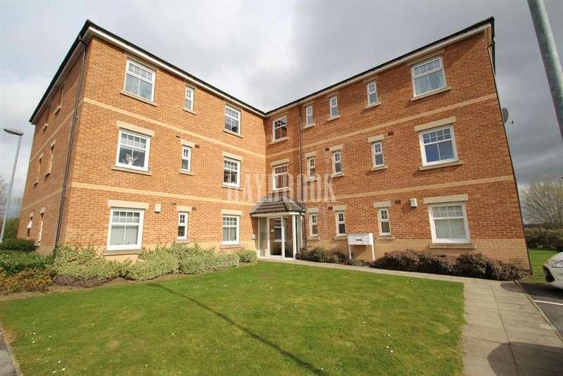 2 Bedrooms Flat for sale in Oxclose Park Gardens, Halfway