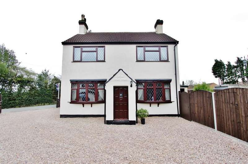 4 Bedrooms Detached House for sale in Moor Lane, Amington
